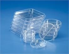 Boîtes de Pétri Polystyrène CE-IVD à usage unique
