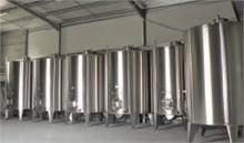 Cuves de stockage inox 304