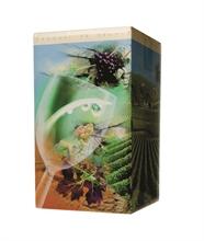 Carton Bib Bag in Box 10L Offset Produits de France - Patte simple