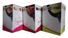 Carton Bib Bag in Box 10L Flexo HD Passion (Vs 3.0)