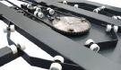 Châssis d'encastrement plateau pour banderoleuse Onewrap
