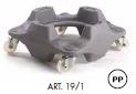 Châssis support à roulettes pour comportes à fermetures métal