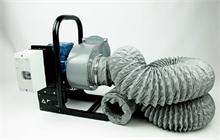 Ventilateur centrifuge extracteur de CO2