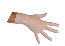 Gants latex ambidextres alimentaires