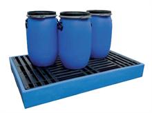 Planchers de rétention polyéthylène caillebotis polyéthylène